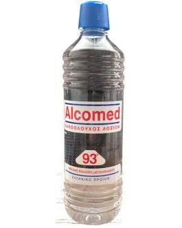 Alcomed Alcoholic Lotion 93° 245ml
