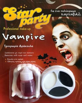 Star Party Professional Make Up Vampire